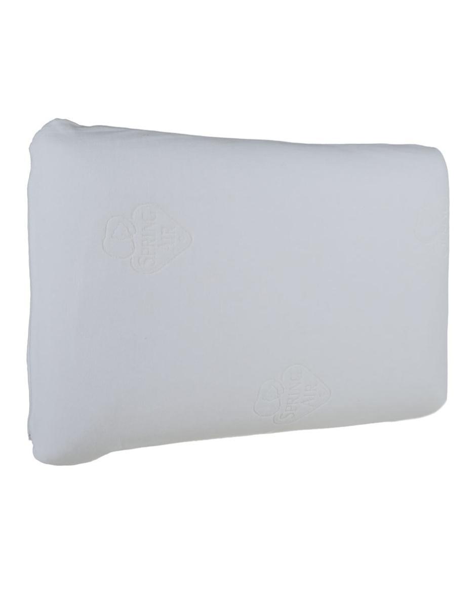 Spring Air Almohada Gentle Pillow Estandar Blanco